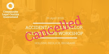 Accidental Counsellor Foundations Workshop tickets