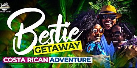 Bestie's Getaway: Costa Rica Adventure tickets
