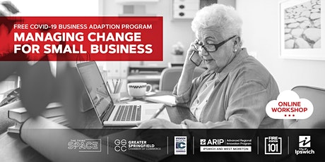 [WEBINAR]- Managing Change for Small Business during COVID-19 tickets
