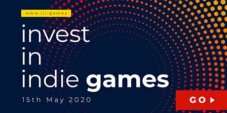 Invest In Indie Games 2020 tickets
