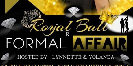 2020 Royal Ball Formal Affair tickets