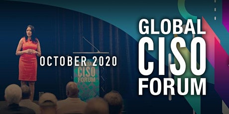 Global CISO Forum 2020 (ec1) tickets