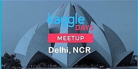 Kaggle Days Meetup Delhi NCR #9 tickets