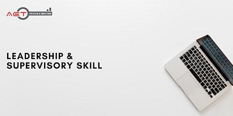 Leadership & Supervisory Skills tickets