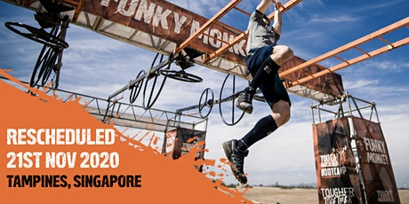 Tough Mudder Singapore tickets