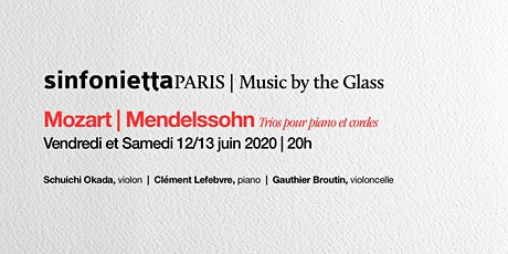 ⟪Music by the Glass⟫ fin de saison! Samedi 13 juin 2020 | 20h00 billets