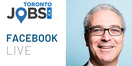 FREE Daily Job Search Webinar with Marc Belaiche, President, TorontoJobs.ca tickets