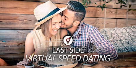 East Side VIRTUAL Speed Dating | Age 40-55 | April tickets