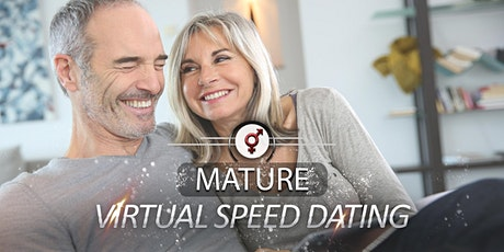Mature VIRTUAL Speed Dating | Age 52-70 | April tickets