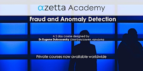 Fraud and Anomaly Detection - Online tickets