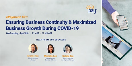 Ensuring Business Continuity and Maximized Business Growth During COVID-19 tickets