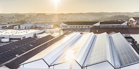 WEBINAIRE : L'énergie solaire = solution à vos défis d'entreprise ! billets