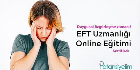 EFT uzmanlığı Online Eğitimi (Sertifikalı) tickets