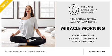 Miracle Morning con Thomas (online) entradas