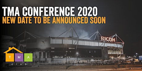 TMA Conference 2020 tickets