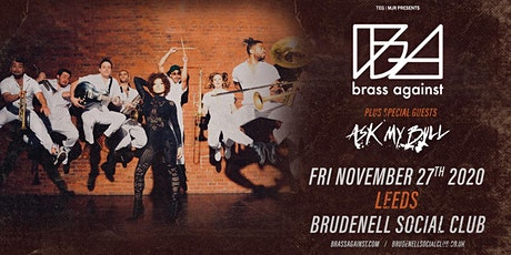 Brass Against (Brudenell Social Club, Leeds) tickets