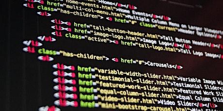 """""""Webdesign Grundlagen"""" - online Unterricht Tickets"""