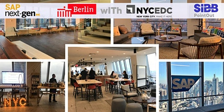 Berlin wITh NYC - Speed Geeking tickets