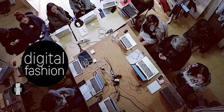 Digital Fashion Night -  7 aprile 2020 online! biglietti