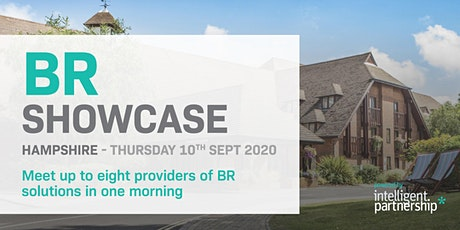 Business Relief Showcase September 2020 | Hampshire tickets