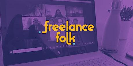 Freelance Folk Remote Coworking tickets