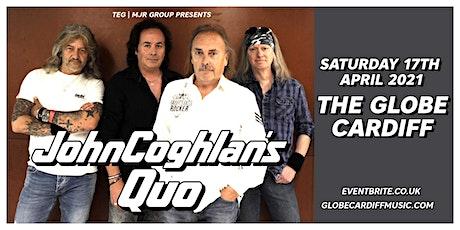 John Coghlan's Quo (The Globe, Cardiff) tickets