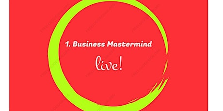 1. Business Mastermind Live Tickets