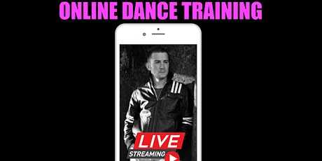 Live Online Dance Training tickets