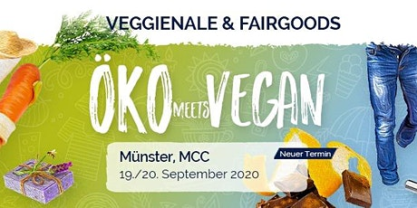 Veggienale & FairGoods Münster 2021 Tickets