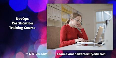 DevOps Certification Training Course in Anza,CA,USA tickets