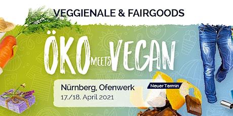 Veggienale & FairGoods Nürnberg 2021 tickets