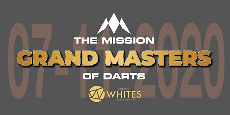 The Mission Grand Masters of Darts 2020 tickets