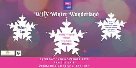 WHY Winter Wonderland 2020 tickets