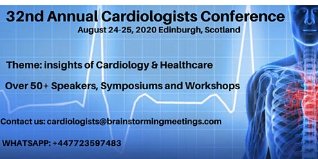 32nd Annual Cardiologists Conference tickets