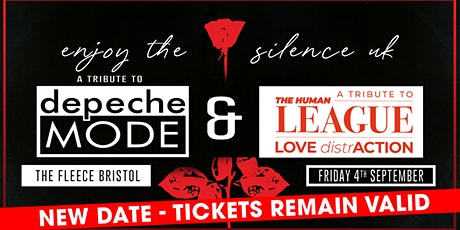 Enjoy The Silence UK (Depeche Mode) + Love Distraction (Human League) at The Fleece, Bristol tickets