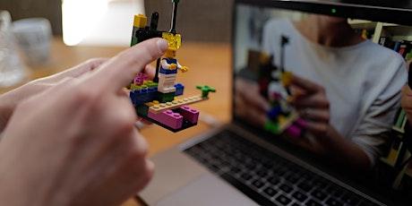 LEGO Serious Play Webinar - Corona als Chance zum Wachstum nutzen Tickets