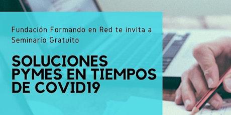 # SOLUCIONES  PYMES EN TIEMPOS DE COVID19 entradas