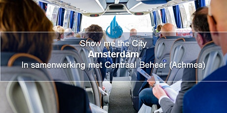 Show me the City - Amsterdam tickets