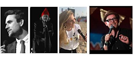 Three Way Comedy Evening with Dan Nightingale & Co tickets