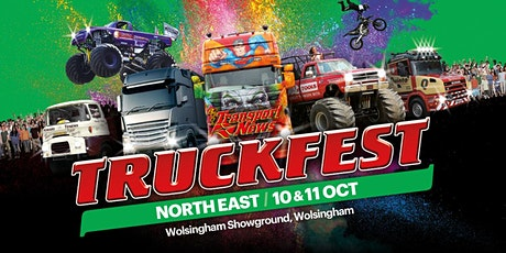 Truckfest North East Truck Entry 2020 tickets