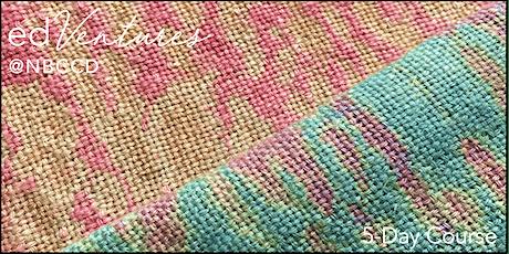 Intermediate Woven Shibori - Jackie Bourque tickets
