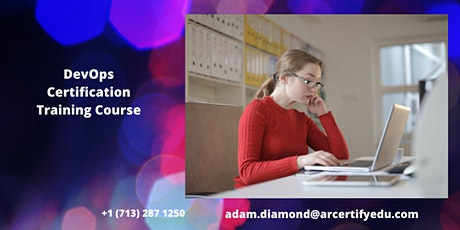 DevOps Certification Training Course in Little_Rock,AR,USA tickets