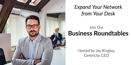 Business Roundtable for B2B - Business Networking Online   Los Angeles, CA tickets