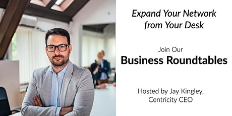 Business Roundtable for B2B - Business Networking Online | San Jose, CA tickets