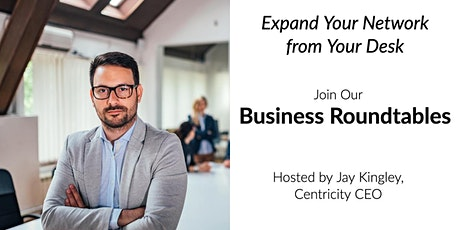Business Roundtable for B2B - Business Networking Online | Portland, OR tickets