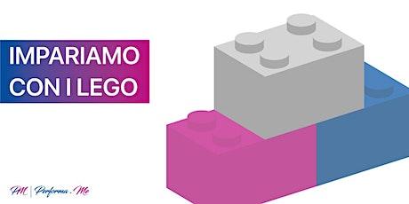 IMPARIAMO CON I LEGO biglietti