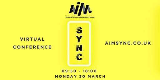 Association Independent Music Sync 2020