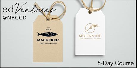Graphic Design: Logo and Branding Basics - Kirsten Stackhouse tickets