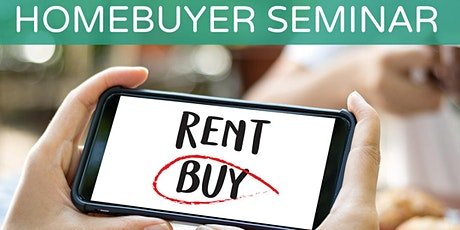 Virtual Home Buyer Seminar tickets