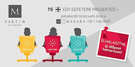 Mazars M-faktor tickets